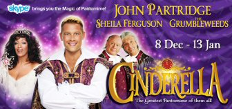 Pantomime, Cinderella theatre royal nottingham, christmas 2012-new year 2013