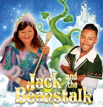 Pantomime- Jack and the Beanstalk, Derby Christmas 2013.